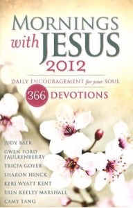 Mornings with Jesus 2012