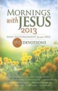 Mornings with Jesus 2013